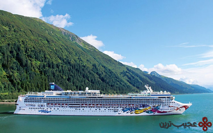 norwegian cruise line's norwegian jewel