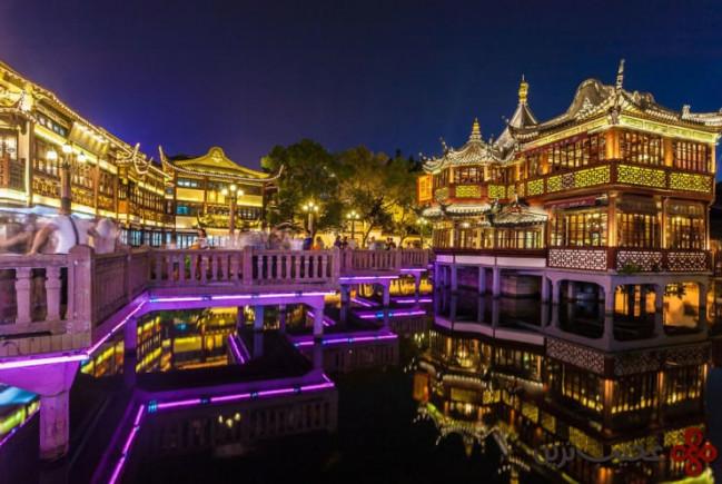 old city of shanghai, china2