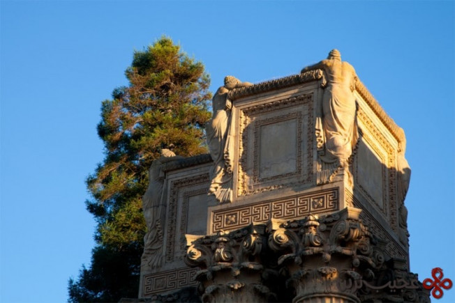 palace of fine arts, san francisco, usa1