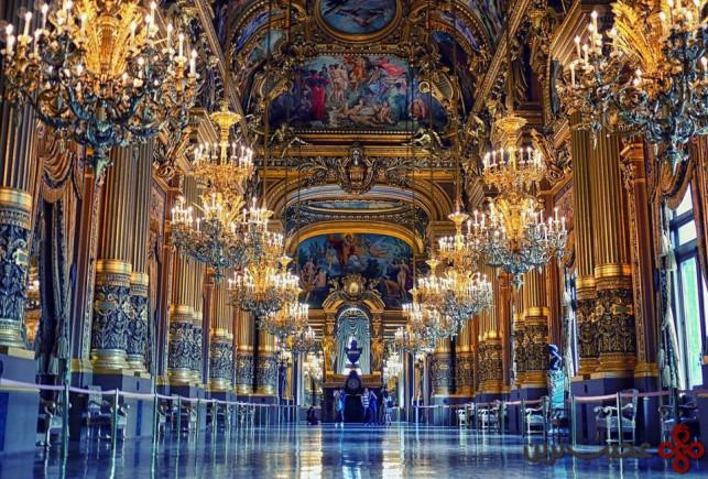 paris opera, paris, france1