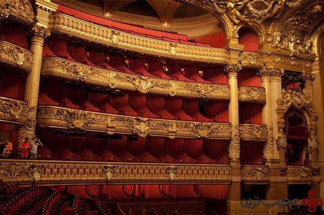 paris opera, paris, france3