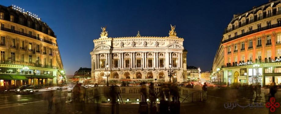 paris opera, paris, france5