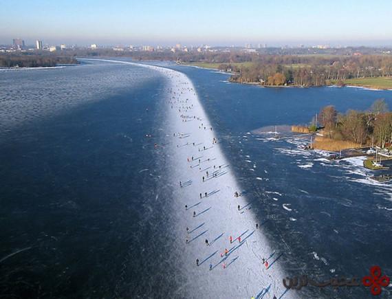 paterswoldse meer, the netherlands