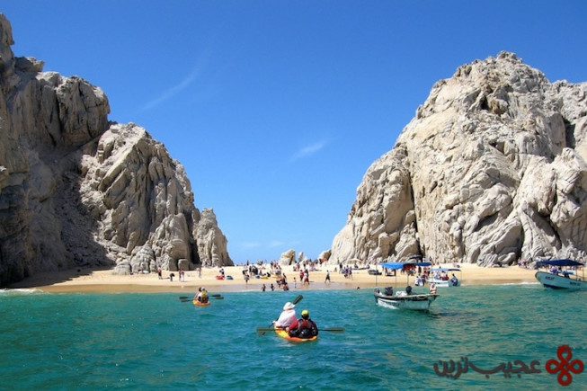 playa del amor (where to stay)