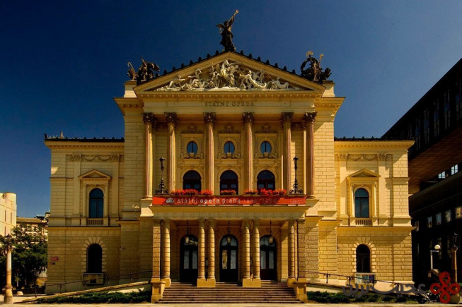 prague state opera, the czech republic3