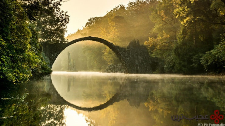 rakotzbrücke, rhododendronpark, kromlau, germany2