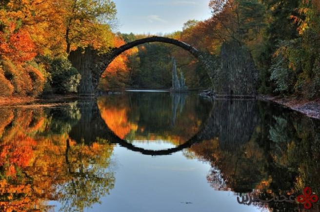 rakotzbrücke, rhododendronpark, kromlau, germany3