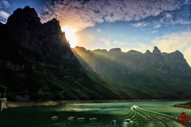 red stone valley, henan, china3