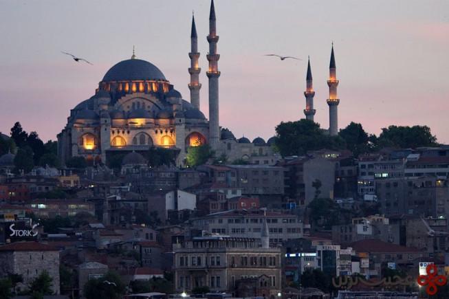 süleymaniye mosque1