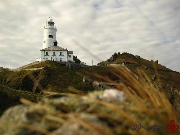 start point lighthouse, england