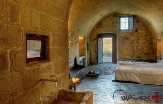 sextantio le grotte della civita, matera, italy3