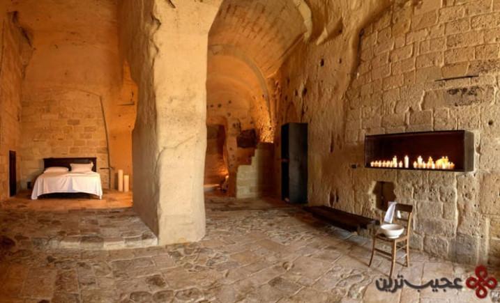 sextantio le grotte della civita, matera, italy4