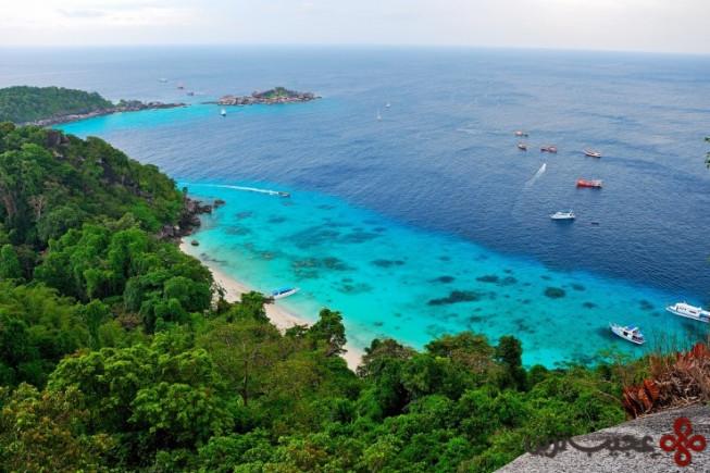 similan islands by sakkarin kamutsri 740x493