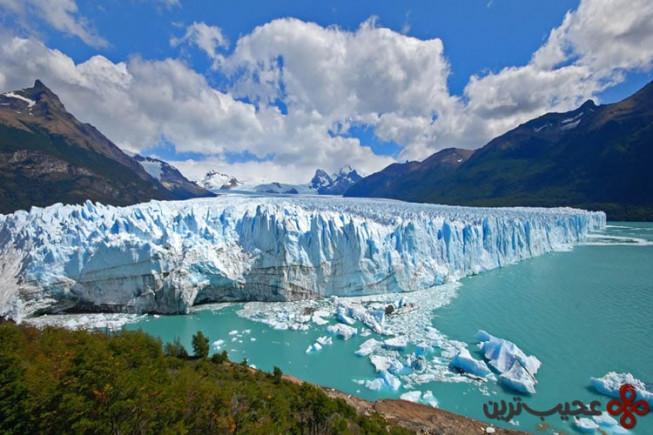 south america patagonia perito moreno glacier