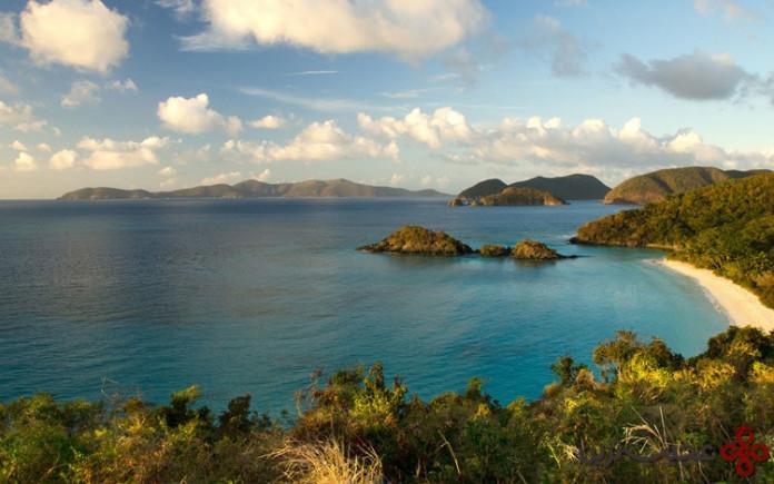 st john، جزیره virgin در ایالات متحده