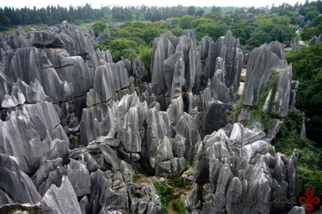 stone forest of shilin attr