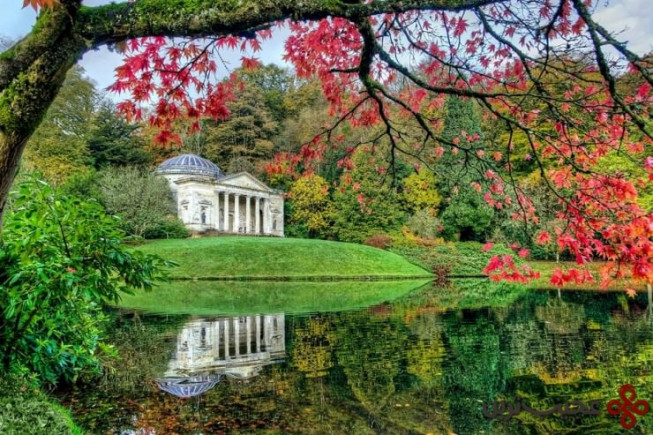 stourhead, warminster, england