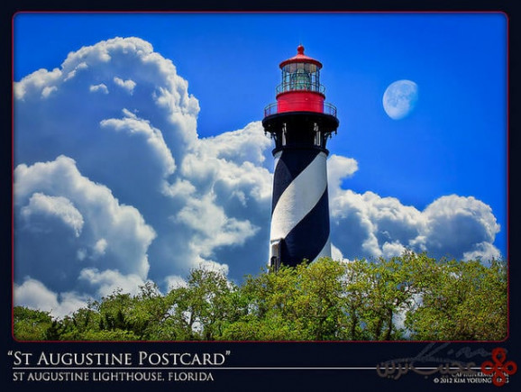 the st augustine light, florida