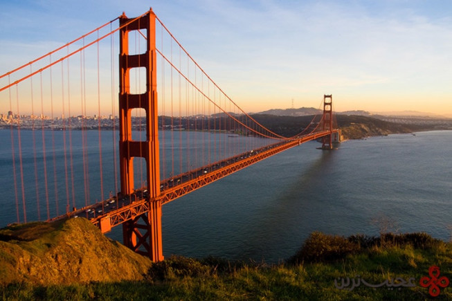 the golden gate bridge, san francisco, united states