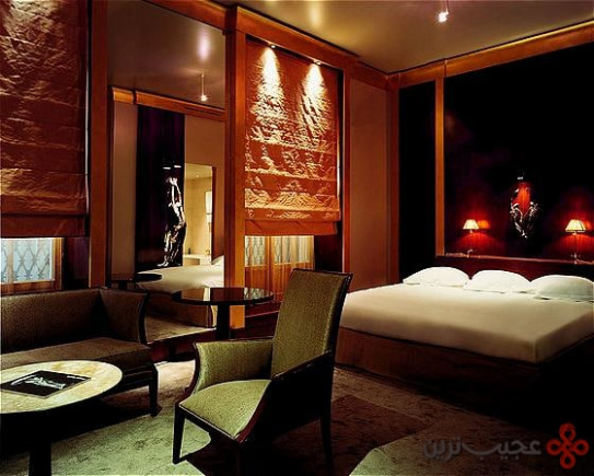 the imperial suite, park hyatt vendome, paris