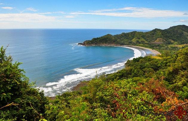 the nicoya peninsula, costa rica
