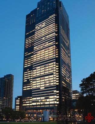 the presidential suite, ritz carlton, tokyo