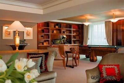 the royal penthouse suite, president wilson hotel, geneva