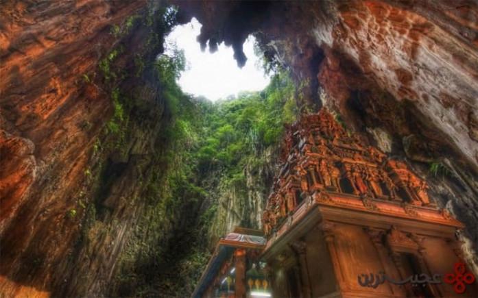 top 10 caves batu