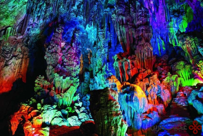 top 10 caves reed flute cave 2