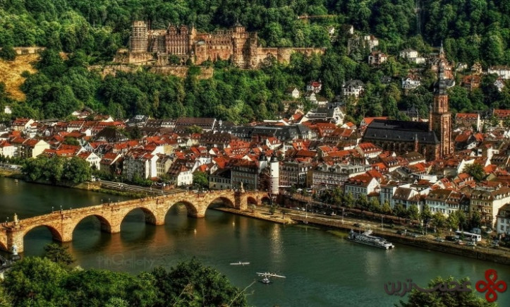 top german castles heidelberg
