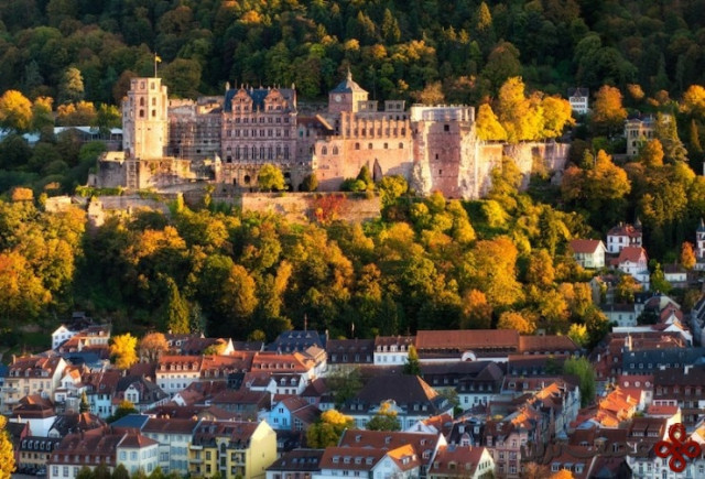 top german castles heidelberg2 740x503