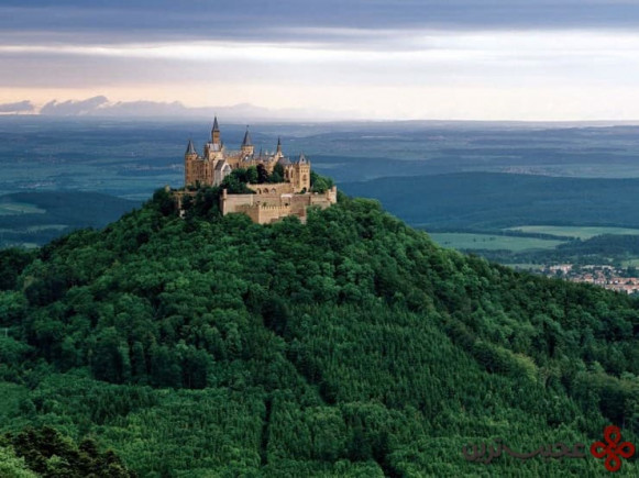 top german castles hohenzolern photo by berthold steinhilber