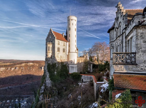 top german castles lichtenstein photo by ariovist