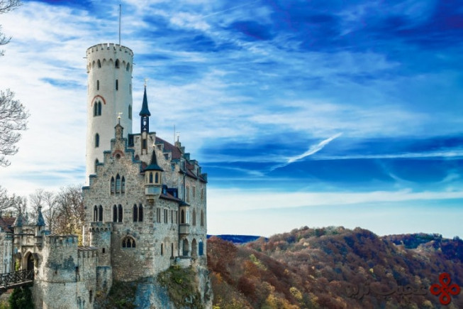 top german castles lichtenstein photo by steve swope 740x493