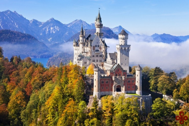 top german castles neuschwanstein3