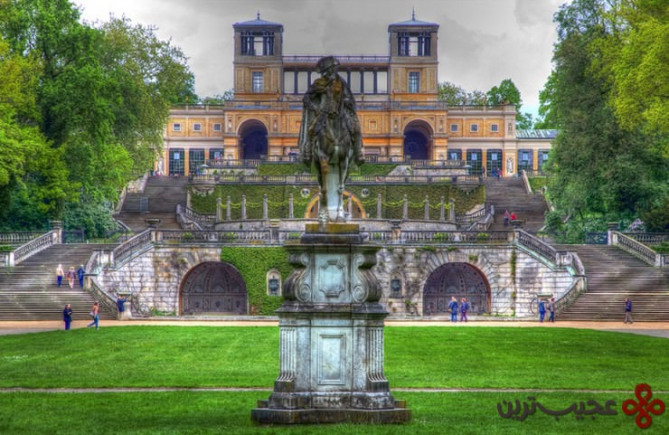 top german castles sanssouci photo by avi cohen
