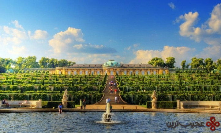top german castles sanssouci2