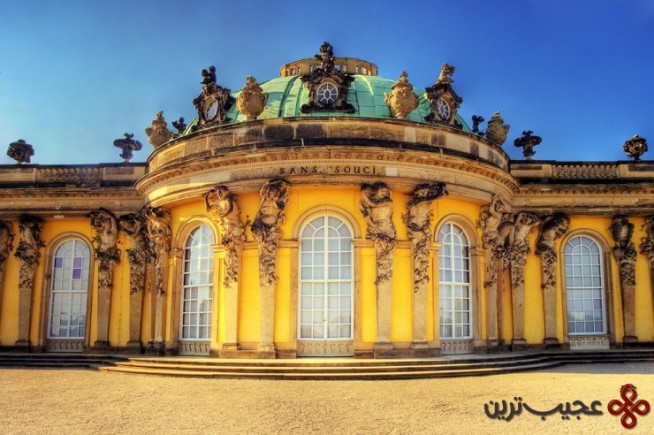 top german castles sanssouci3 740x492