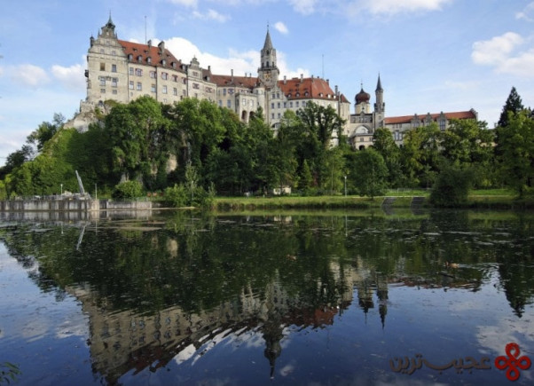 top german castles sigmaringen 740x535