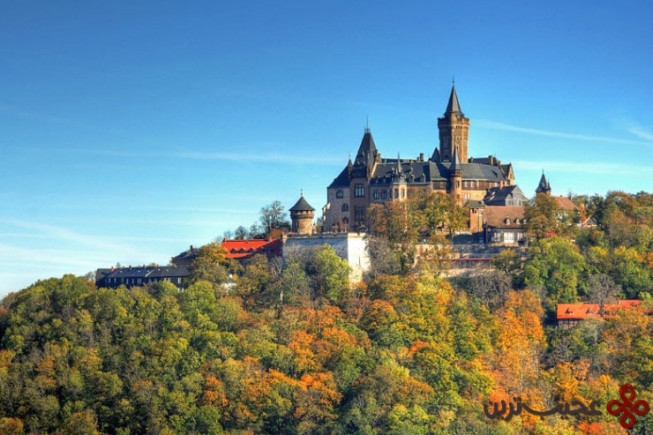 top german castles wernigerode2 740x493