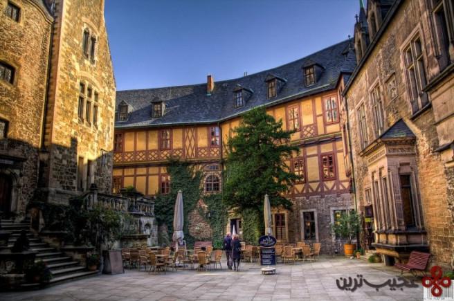 top german castles wernigerode3 740x491