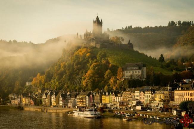 top german villages cochem1