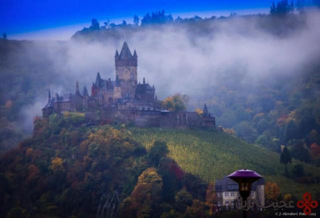 top german villages cochem4
