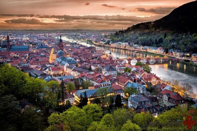 top german villages heidelberg2