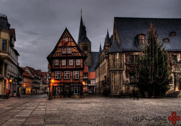 top german villages quedlinburg1