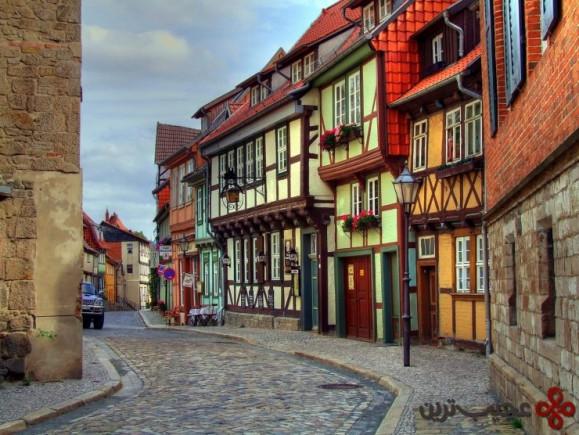 top german villages quedlinburg2