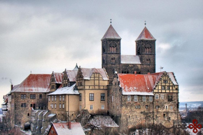top german villages quedlinburg3