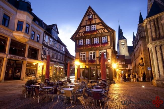 top german villages quedlinburg4