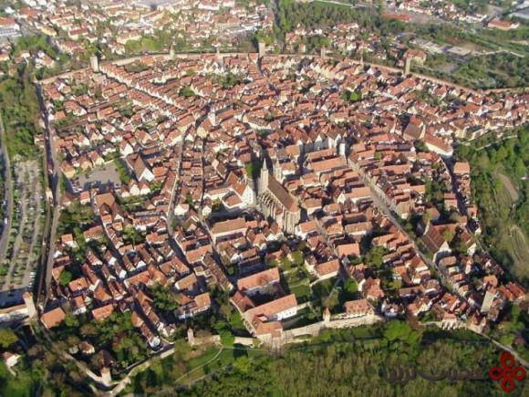 top german villages rothenburg2