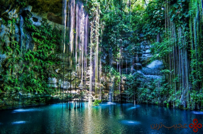 top sacred cenote